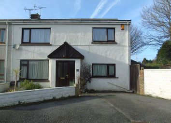 Thumbnail 3 bedroom semi-detached house for sale in New Road, Dafen, Llanelli