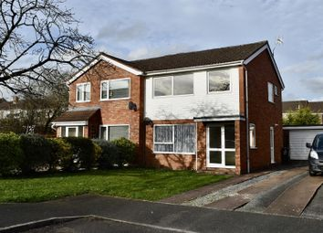 Thumbnail 3 bed property for sale in Scafell Close, Taunton