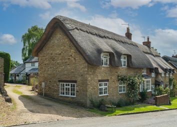 Thumbnail 2 bed semi-detached house for sale in Common Street, Ravenstone, Olney