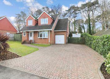 Thumbnail 3 bed detached house for sale in Woodside Way, Hedge End, Southampton