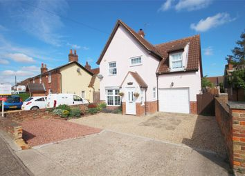 Thumbnail 4 bed detached house for sale in Coggeshall Road, Braintree, Essex