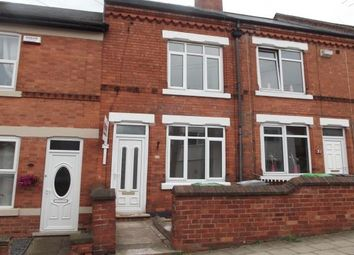Thumbnail 2 bed terraced house to rent in Woodstock Street, Hucknall