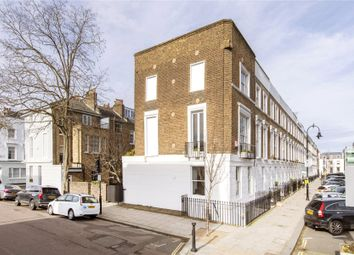 Princess Road, Primrose Hill, London NW1. 4 bed end terrace house for sale