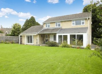 Thumbnail 4 bed detached house for sale in Close Gardens, Tetbury