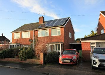 Thumbnail 3 bed semi-detached house for sale in Sussex Drive, Shrewsbury