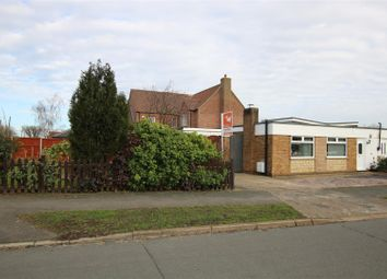 Thumbnail 2 bed semi-detached bungalow for sale in Minster Drive, Cherry Willingham, Lincoln