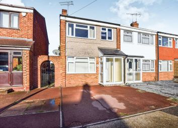 Thumbnail 3 bed semi-detached house for sale in Silverdale East, Stanford-Le-Hope