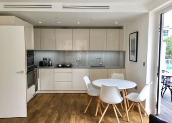 Thumbnail 1 bed flat to rent in Brent House, 50 Wandsworth Road, London, Greater London