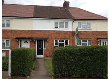 Thumbnail 3 bed terraced house to rent in Humber Lane, Hull