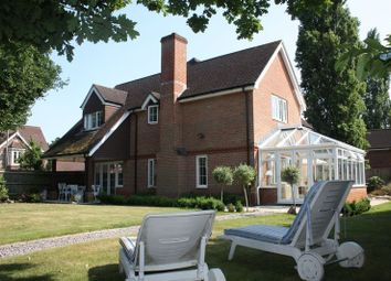 Thumbnail 5 bed detached house for sale in Caigers Green, Burridge, Southampton