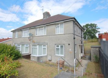 Thumbnail 1 bed flat for sale in Dryburgh Crescent, Plymouth