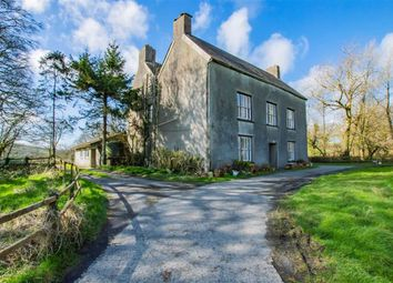 Thumbnail 5 bed farm for sale in Gelly, Clynderwen, Pembrokeshire