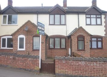 Thumbnail 2 bed town house to rent in Gutteridge Street, Coalville