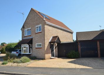 Punchard Way, Trimley St. Mary, Felixstowe IP11. 3 bed detached house for sale