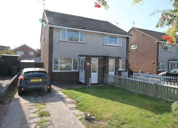 Thumbnail 2 bed semi-detached house for sale in Smeaton Close, Rhoose, Barry