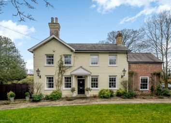 Thumbnail 4 bed detached house for sale in Walesby Grange, Walesby, Market Rasen, Lincolnshire