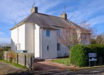 Thumbnail 3 bed semi-detached house for sale in Home Terrace, Coldstream