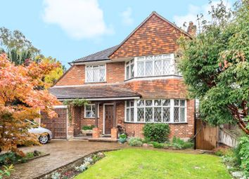 Thumbnail 4 bed detached house for sale in Sandhurst Close, Sanderstead, South Croydon