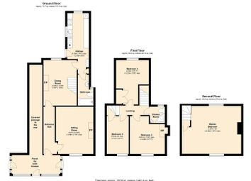 Thumbnail 4 bed terraced house for sale in Gold Street, Stalbridge, Sturminster Newton