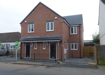 Thumbnail 3 bed semi-detached house for sale in Derbyshire Lane, Hucknall, Nottingham