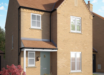 Thumbnail 3 bedroom detached house for sale in Carnaile Street, Alconbury Weald
