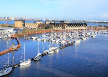Thumbnail 3 bed flat to rent in Pierhead View, Penarth