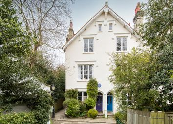 Villas On The Heath, Vale Of Health, London NW3. 3 bed semi-detached house for sale