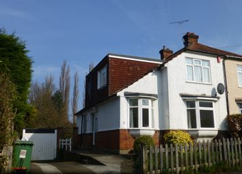 Thumbnail 4 bed semi-detached house to rent in Little Buckland Avenue, Maidstone