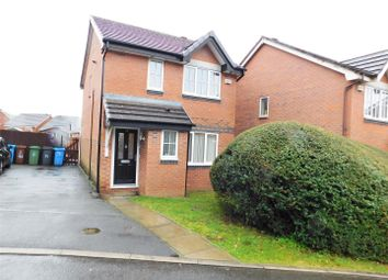 Thumbnail Detached house for sale in Burghley Avenue, Leesbrook, Oldham