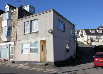 Thumbnail 1 bed flat to rent in St Georges Hill, Perranporth