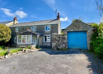 Thumbnail Semi-detached house for sale in Row, St. Breward, Bodmin