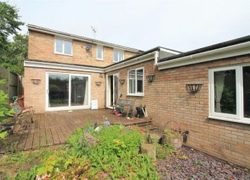 Thumbnail 4 bed end terrace house for sale in Marcle Walk, Hereford