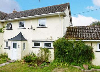 Thumbnail 3 bed semi-detached house for sale in Edrics Green, Cholderton, Salisbury