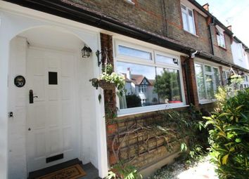 Thumbnail 2 bed terraced house for sale in Stafford Road, Sidcup, Kent, .