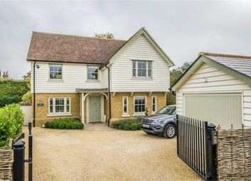 Thumbnail 3 bed detached house for sale in Hertingfordbury Road, Hertingfordbury, Hertfordshire