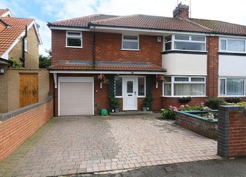 Thumbnail 4 bed semi-detached house for sale in Belvedere Road, Bridlington, East Yorkshire