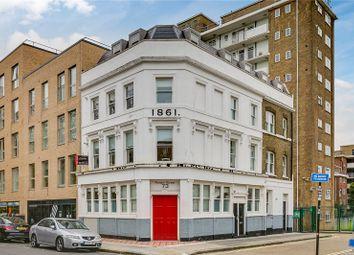 Thumbnail 1 bed flat for sale in Plender Street, London