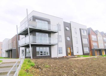Thumbnail 2 bed flat for sale in Northside, Gateshead