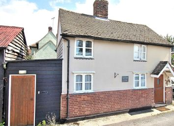 Thumbnail 2 bed cottage for sale in Thaxted, Dunmow, Essex
