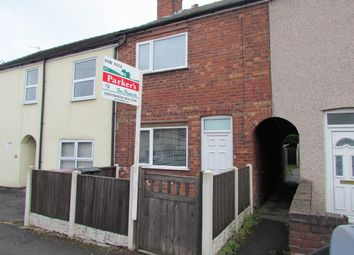 Thumbnail 2 bed terraced house for sale in Chesterfield Road, Shuttlewood, Chesterfield