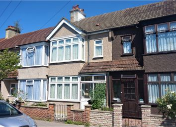 Thumbnail 3 bed terraced house for sale in Meadvale Road, Croydon