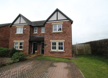 Thumbnail 3 bed semi-detached house for sale in Elliot Drive, Kingstown, Carlisle, Cumbria