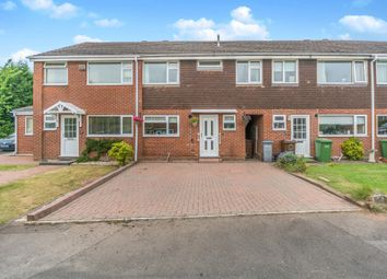 Thumbnail 4 bed end terrace house for sale in The Orchards, Cheswick Green, Solihull