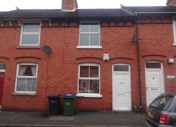 Thumbnail 2 bed property to rent in Handley Street, Wednesbury
