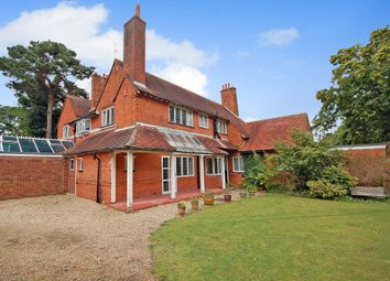Thumbnail 4 bed semi-detached house for sale in Somborne, Church Circle, Farnborough, Hampshire