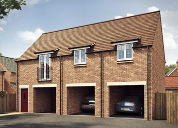Thumbnail 2 bed detached house for sale in Tay Road, Lubbesthorpe, Leicester