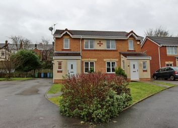 Thumbnail 3 bedroom semi-detached house for sale in Woodvale Road, Radcliffe, Manchester