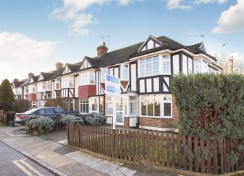 Thumbnail 3 bed semi-detached house to rent in Barnfield Avenue, Kingston Upon Thames