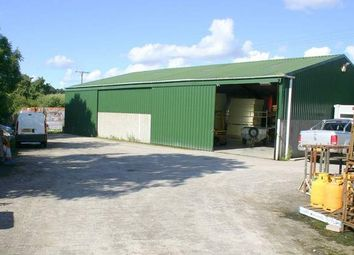 Thumbnail Warehouse for sale in Craigarusky Road, Killinchy, County Down