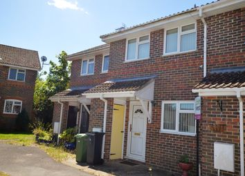 Thumbnail 2 bed terraced house for sale in Blackcap Close, Rowlands Castle
